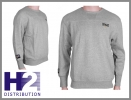 Everlast bluza  Cerw Sweat szara