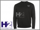 Everlast bluza Crew Sweat Sn00 czarna