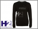 PUMA bluza No1 Crew Sweat Ld74 czarna